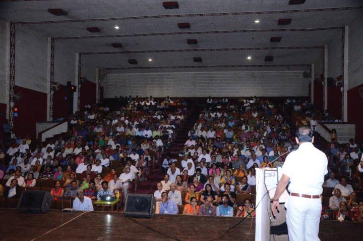 Vaidya Yogesh Vani Arogya Vyakhyan