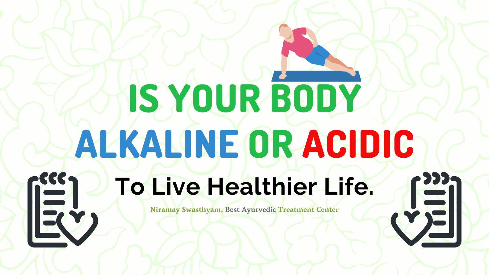 Is your body alkaline or acidic